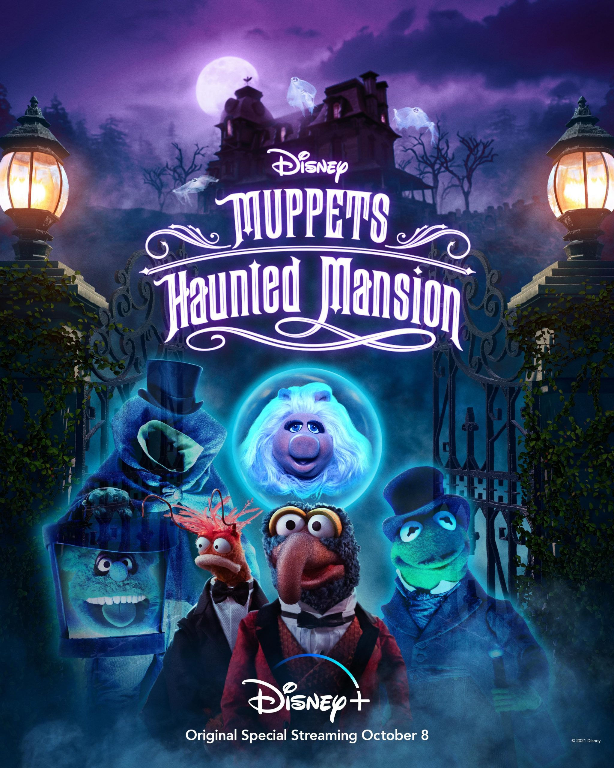 Muppets Haunted Mansion (2021)